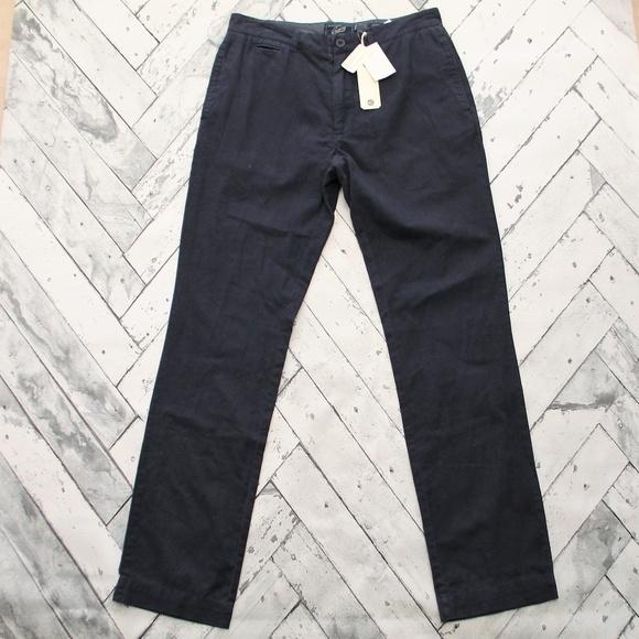 Grayers Other - Grayers Linen Pants from Stitch Fix Navy Blue